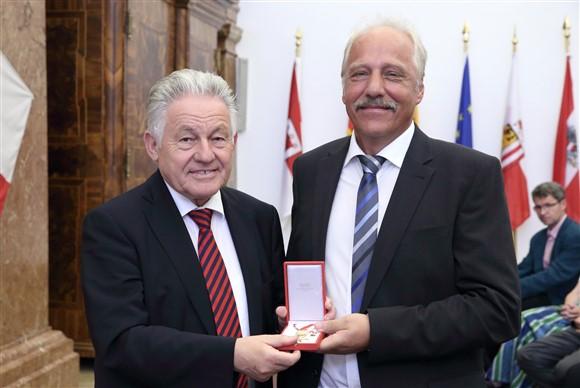 BGm. Josef Hinterreiter Kaltenberg