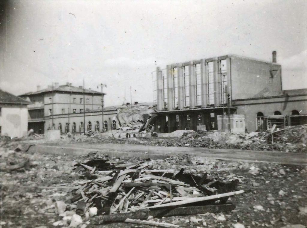 Hauptbahnhof Linz