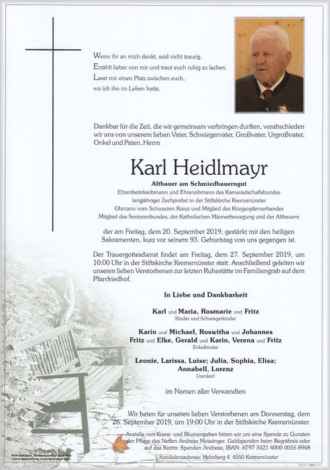 Karl Heidlmayr Parte