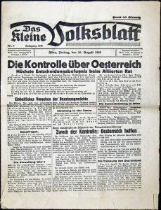 1945 kl volksblatt kl