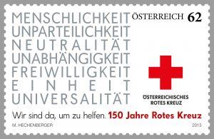 Marke Rotes Kreuz g