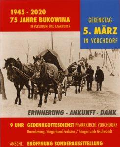 Vorchdorf Plakat