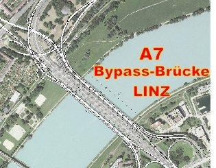Plan Bypass Bruecke