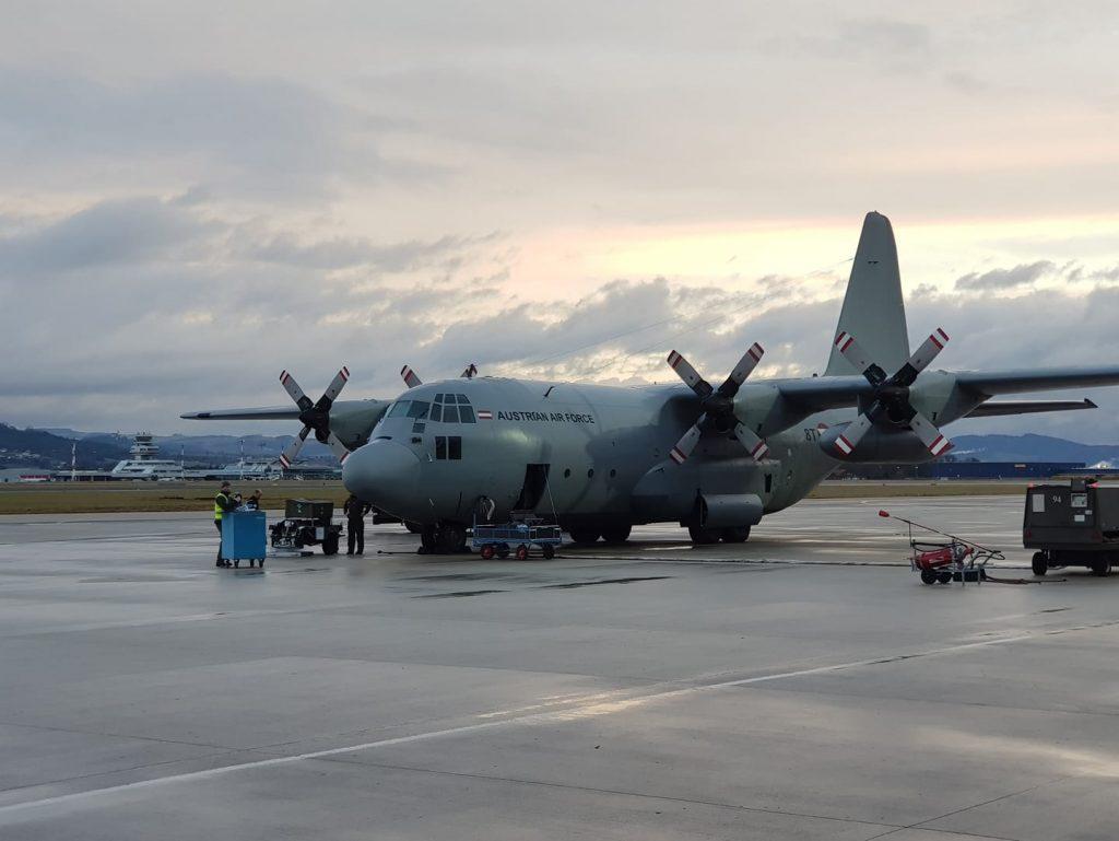 C 130 Linz