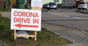 Corona DriveIn