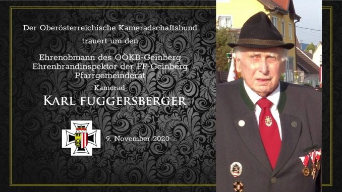 Parte Fuggersberger 2020