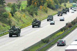 Defender 21 Autobahn