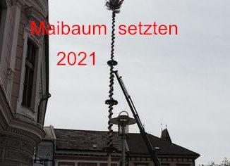 Maibaum Kran