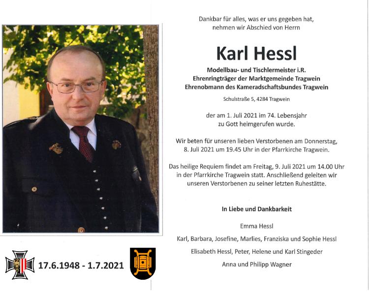 Tragwein Hessl